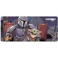 Star Wars - The Mandalorian - Mauspad - Mousepad