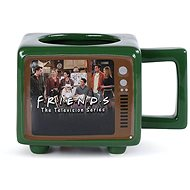 Friends - Rather Be Watching - wandelbarer 3D-Becher