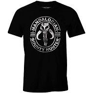 Star Wars Mandalorian - Symbol - T-shirt M - T-Shirt