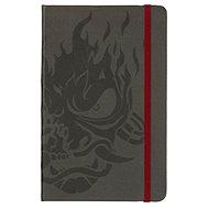 Cyberpunk 2077 - Dark Samurai - Notebook - Notebook