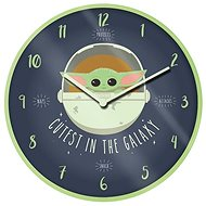 Star Wars Mandalorian - Cutest In The Galaxy - Wall Clock - Clock