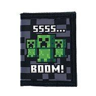 Minecraft - SSSS BOOM - Geldbeutel - Portemonnaie