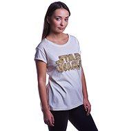 Star Wars - Futty Logo - Women's T-shirt L - T-Shirt