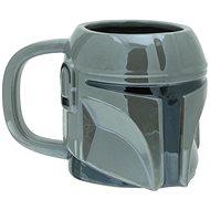 Star Wars - The Mandalorian - 3D-Becher - Tasse