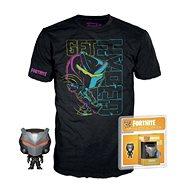 Fortnite - Omega - T-shirt with a Figurine - T-Shirt