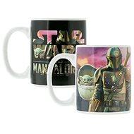 Star Wars - The Mandalorian - sich verwandelnde Tasse - Tasse
