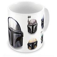 Star Wars Mandalorian - Helmet - Becher - Tasse