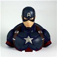 Captain America - Büste - Spardose - Sparbüchse
