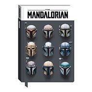 Star Wars - Mandalorianer - Notizbuch - Notizbuch