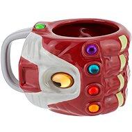 Marvel Avengers - Infinity War Nano Gauntlet - Becher - Tasse