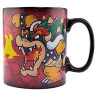 Super Mario - Bowser - Transformatorbecher - Tasse