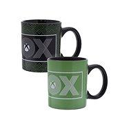 Xbox - Logo - sich verwandelnde Tasse - Tasse