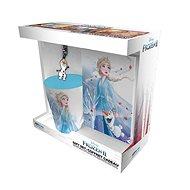 Disney Frozen 2 - Becher, Notizbuch und Anhänger - Geschenkset