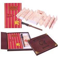 Harry Potter - Notizbuch, Stift und Karte - Geschenkset