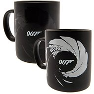James Bond - Gunbarrel - Magischer Becher - Tasse