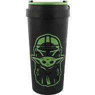 Star Wars - The Mandalorian - travel mug eco - Drinking Bottle
