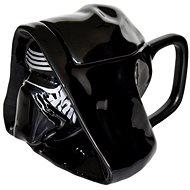 Star Wars - Kylo Ren - 3D-Becher mit Deckel - Tasse