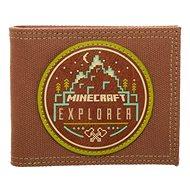 Minecraft - Explorer - Geldbeutel - Portemonnaie