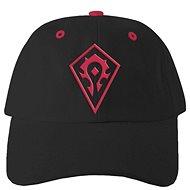 World Of Warcraft - Horde Red Logo - Cap - Cap