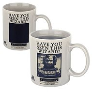 Harry Potter - Wanted Sirius Black - Magische Tasse - Tasse