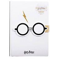 Harry Potter - Lightening Bolt - Notizbuch - Notizbuch