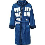 Doctor Who - Police Box - Bademantel - Bademantel