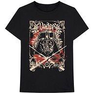 Star Wars - Vader Décor - T-Shirt - T-Shirt