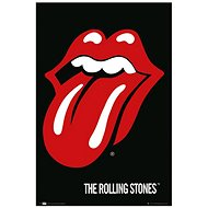 Die Rolling Stones - Lippen - Poster 65 x 91,5 cm - Poster