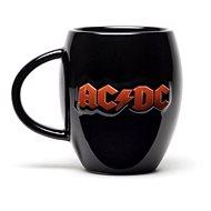 AC / DC - Logo - ovaler Becher - Tasse