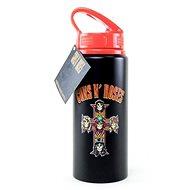Guns N Roses - Logo - Aluminium-Trinkflasche - Trinkflasche