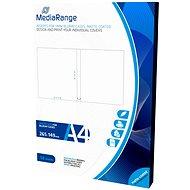 MediaRange Für 11-mm-Blu-ray-Box - Booklets