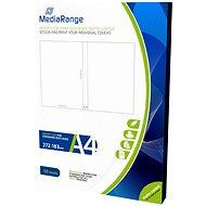 MediaRange, Einleger für DVD Boxen (14 mm) - Booklets