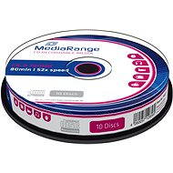 MediaRange CD-R 10er Cakebox - Media