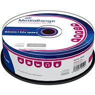 MediaRange CD-R 25ks cakebox - Media