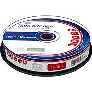MediaRange CD-RW 10 Stück Cakebox - Media