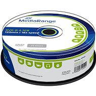 MediaRange DVD-R 25 Stk Cakebox - Media