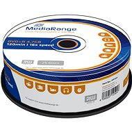MediaRange DVD+R 25 Stück Cakebox - Media