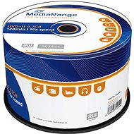 MediaRange DVD+R 50 Stk Cakebox - Media
