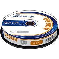 MediaRange DVD+R 4,7 GB, 10 Stück