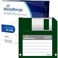"""MediaRange 3.5""""/1.44MB, Paket 10 Stück - Diskette"""
