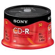 Sony CD-R 50ks cakebox - Media