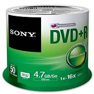 Sony DVD+R 50 Stk in einer CakeBox - Media