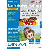 Laminierfolie GENIE A4 125 Mikron - 50 Stück