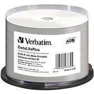 DVD-R 4.7 GB von VERBATIM - 50 Stück - Media