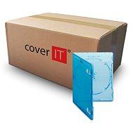 COVER IT Box: 1 BDR 11 mm - Karton 100 Stück - CD/DVD-Hülle