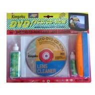 Pro čištění DVD mechanik a přehrávačů