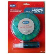Čistící sada pro čištění DVD a CD medií
