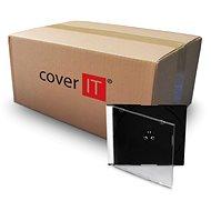 COVER IT box: 1 CD 5,2 mm Slim Box + Tray - 200 Stück Packung - CD/DVD-Hülle