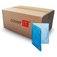 COVER IT box: 2 BDR 11 mm - 100 Stück Packung - CD/DVD-Hülle
