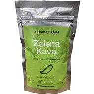 GourmetCoffee Grüner Kaffee 100 g gemahlen (Brasilien Santos) - Kaffee